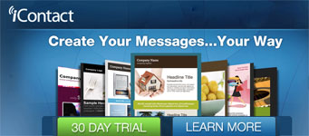 i-Contact FREE 30-Day Trial Offer